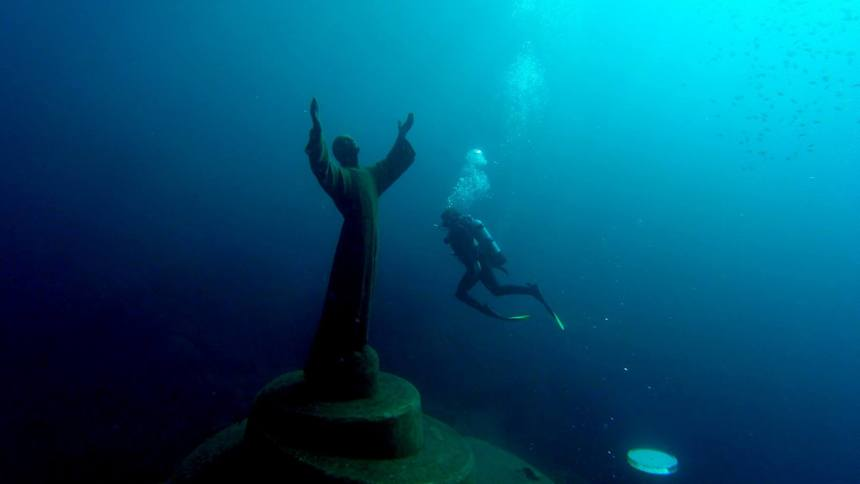 Diving and the Marine Park