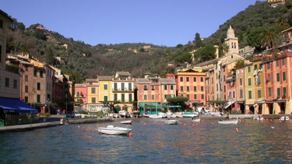 Hiking on Mount Portofino