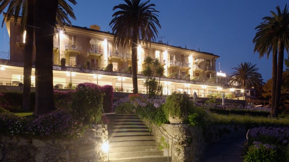 Ambience & Style - Hotel Continental in Santa Margherita Ligure